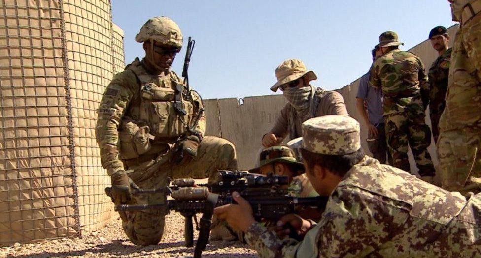 মার্কিন যুক্তরাষ্ট্র ১১ ই সেপ্টেম্বরের মধ্যে সেনা আফগানিস্তান ছাড়বে বলে জানিয়েছে